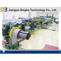 China DBCTL - 1x650 Metal Cut To Length Line Machine With Plc Control System on sale