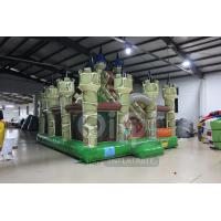 Best Medieval Castle Themed Inflatable Playground wholesale