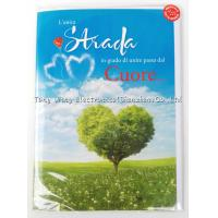 China Personalized Musical greeting card with sound , sound greeting card on sale