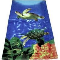 China Cotton Reactive Printing Beach Towel (FC-MC12006) on sale