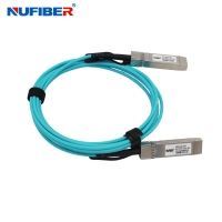 Best 5M 10G SFP+ Active Optical Cable For FTTB Network wholesale