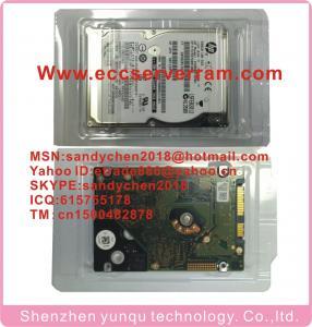 Best 512547-B21 146GB 2.5 SFF 6G Dual Port SAS 15K RPM Hot Plug Portable External Hard Drive wholesale