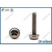Best A2/A4 Stainless Steel Tri Wing Tamper Resistant Screw wholesale