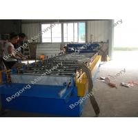 Best Automatic PLC control Steel Roofing Sheet Roll Forming Machine wholesale