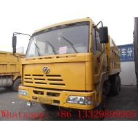 Best 340HP Heavy Duty Hongyan Genlyon Dump Trucks, hot sale best price HONGYAN brand dump tipper truck wholesale
