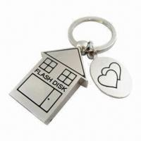 Best Mini Houses USB Flash Drives with 32MB to 16GB Capacity, OEM and ODM Orders Welcomed wholesale