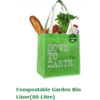 Best Biodegradable Rubbish Bags , Biodegradable Food Bags Canvas Cotton Non Woven wholesale