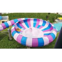 Best Fiber Glass Aqua Park Equipment Super Bowl Water Slide For Adults wholesale