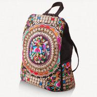 Buy cheap 2016 new design china style minor enthnic embroidery girls backpack from wholesalers