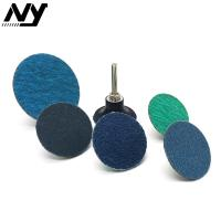 "Best 2"" Roloc Sanding Discs , TS TR Conncted  Grinding Green Roloc Disc Zirconia Oxide wholesale"
