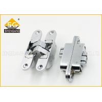 Best 180 Degree Adjusted Invisible Door Hinges Support Copper / Brass Finishing wholesale