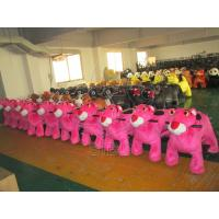 Best Electric Animal Scooter Rides Stuffed Animal Ride Electronic Animal Rides Mall wholesale