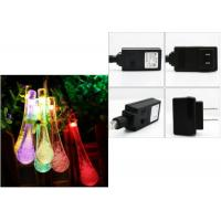 Buy cheap 6 Meter LED String Lights , 110 V 8 Modes Cooper Wire Indoor Xmas Lights from wholesalers