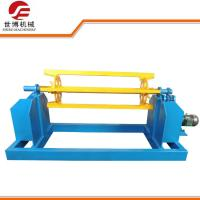 Best Automatic Steel Cut To Length Line Machine 5 Tons Bearing Electric Decoiler wholesale