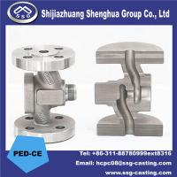 China Investment Casting Valve Parts Stop Valve on sale