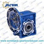 Best NMRV050 Worm Gearbox 33Nm to 101Nm Power 180w, 220w, 250w, 370w, 550w, 750w wholesale