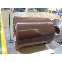 Best PVDF Color Coated Aluminum Coil High Flexibility Thickness 0.20-2.00mm wholesale