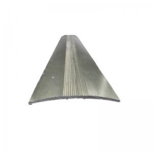 Best Anti Slip Anodised Colored 6061 T5 T6 Aluminum Stair Nosing wholesale
