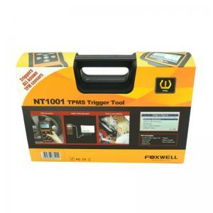 Best Foxwell NT1001 TPMS Trigger Tool Auto Sensor Decoder Code Scanner Multi-language wholesale