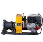 Best Power Construction Portable Capstan Winch, Hoist Pole Setting 8 Ton Winch wholesale