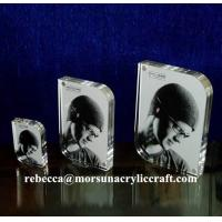 Best Different size clear magnetic picture frame with rounded corner wholesale