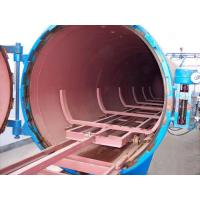 2.0X12M High Pressure Autoclave Wood Dipping Treatment Reactor With Siemens PLC