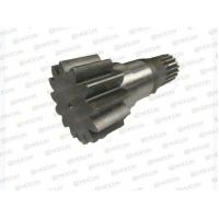 China Swing Reduction Shaft Pinion Gear Excavator Gear Parts Forging Steel Method 5I5823 on sale