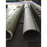 Buy cheap TP347 DIN 1.4550 Stainless Steel Pipe TP347H Welded SS Pipes For Heat Exchangers product
