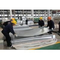 Best Hot / Cold Rolled Aluminium Diamond Plate With High Weather Resistance wholesale