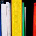 Best Glass Bead High Intensity Reflective Sheeting , Retro Reflective Vinyl Acrylic wholesale