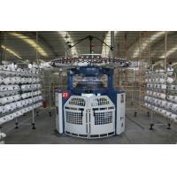 Best Automatic Double Jersey Circular Knitting Machine , Double Terry Knitting Machine wholesale