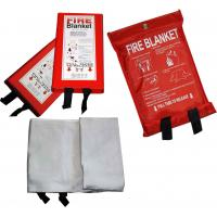 China LPCB EN1869 Fire Resistant Fire-fighting Blanket fire fighting equipments on sale