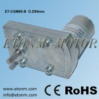 China micro metal 24v dc motor with gearbox ET-CGM95-B on sale