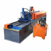 Best Easy Operate Metal Stud And Track Roll Forming Machine For Multi Profiles 30-40m/Min wholesale