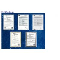 Changzhou Zangoo International Trade Co.,Ltd. Certifications