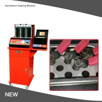 Best MPI 50R/Min Fuel Injector Tester Machine 8 Cylinder Cleaning Manual Test wholesale