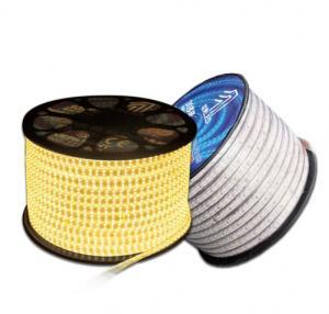 China High voltage 110V 220V 2835 waterproof flexible led strip light on sale