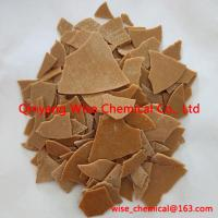 CAS NO 16721-80-5 solid yellow flakes NaHS Sodium Hydrosulphide flakes 70%