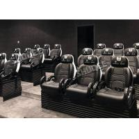Best Luxury Mition 5D Flight Simulator Cinema In Saudi Arabia / 5D Cinema Seats wholesale