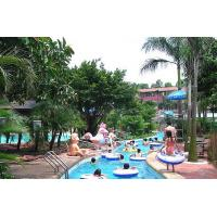 Best Holiday Resorts Water Park Lazy River Outside Playground Equipment for Aqua Park wholesale