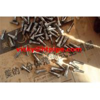 Best S31803 / 2205. S32760 / Zeron100 . S32750 / 2507 stainless steel hex bolt nut washer wholesale