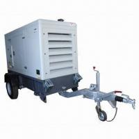 Best Trailer Generator, Kubota Engine, 5 to 30KW wholesale