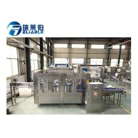 China Carbonated Water Bottling Or Carbonated Drink Filling Machine With Quality Assurance on sale