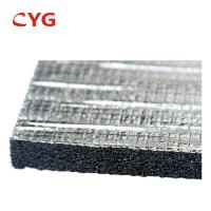 Best Customized HVAC Insulation Foam Panels Fire Resistant Board Material Polyethylene Roll wholesale