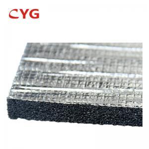 Best Waterproof Low Density Xlpe HVAC Insulation Foam Fire Retardant 100% Closed Cell wholesale