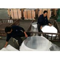 China Personalized 5000 Series Aluminum Discs Blank For Hydrogen Peroxide Containers on sale
