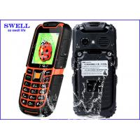 Outdoor 2.4 Inch Rugged Smartphone / Military Grade Cell Phone