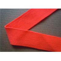 China Embroidered Silk Satin Ribbon Patterned High Tenacity For Clothes on sale