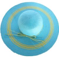 Best paper straw women hat,fashion summer straw hat,ladies