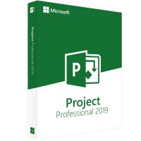 Best Full Version Computer Software System Lifetime License Microsoft Project 2019 Professional 64/32 Bit wholesale